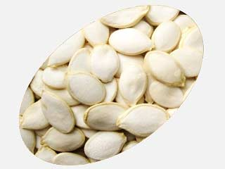 Pumpkin seeds Snow White